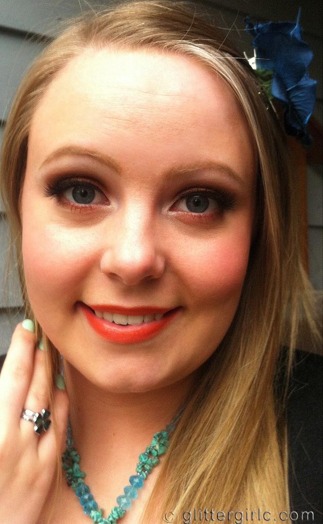 goddess makeup 3