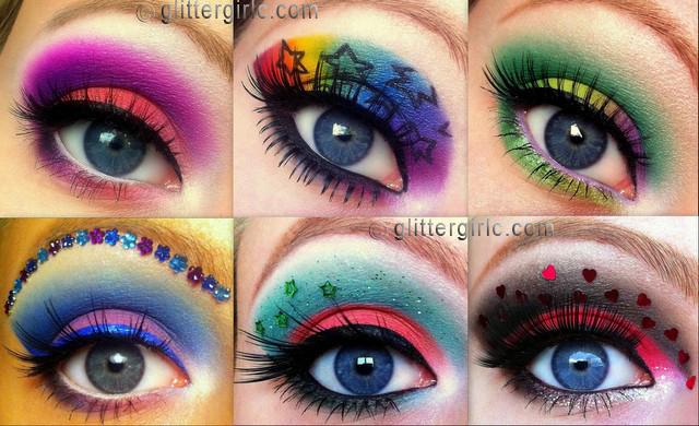 Makeup Geek looks