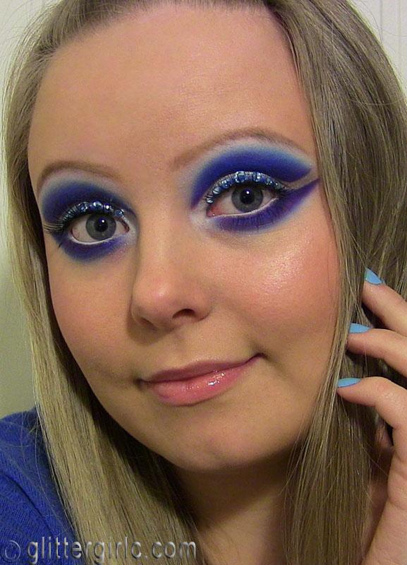 Winter Wonders makeup full face sugarpill | GlitterGirlC