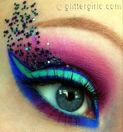 Fantasy makeup inglot sugarpill