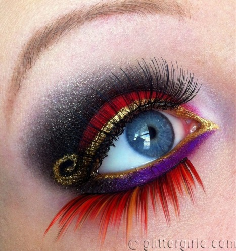 Jafar makeup disney villain