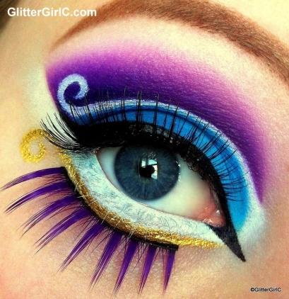 Aladdin makeup tutorial