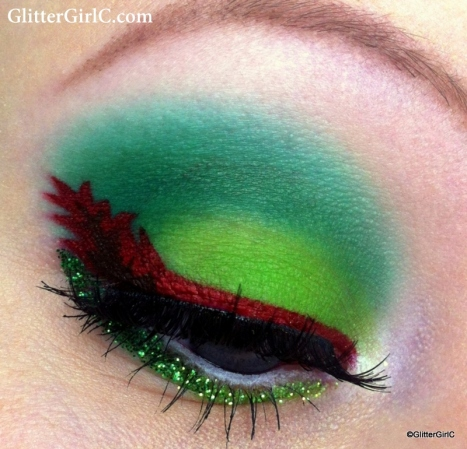 Peter Pan makeup