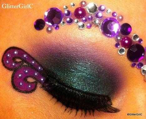 Ursula makeup 3