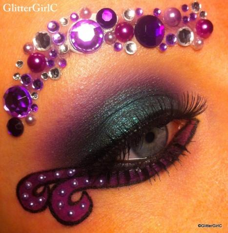 Ursula makeup 4