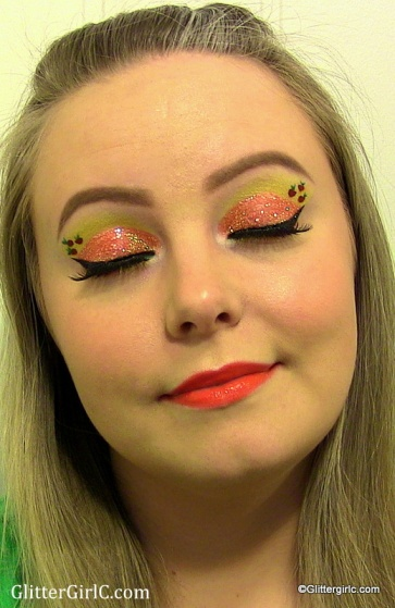Applejack makeup look