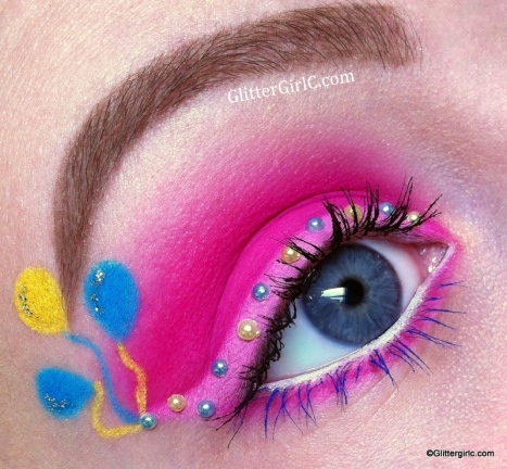 Pinkie Pie makeup
