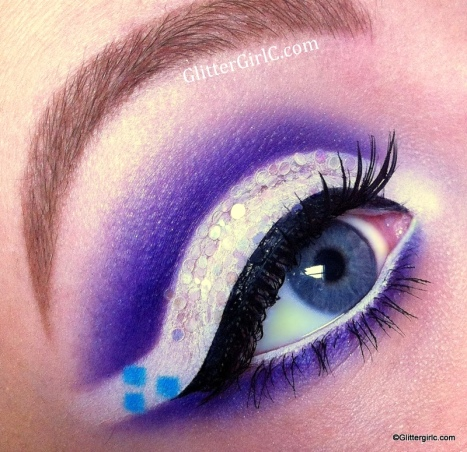 rarity makeup look