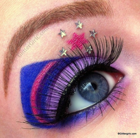 twilight sparkle makeup