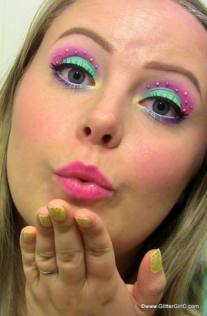 Créme de Couture makeup