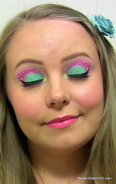 Sigma creme de couture makeup look candy makeup