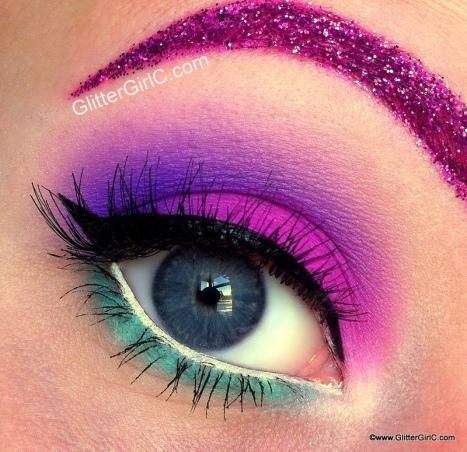 Daisy makeup