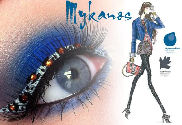 Mykanos - Cecilie