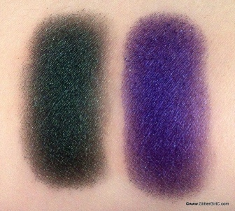 subterranean and elemental chaos swatches cold chemistry
