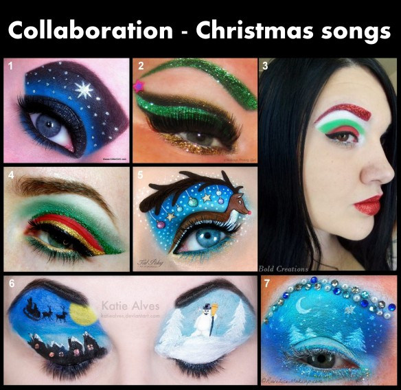 collab christmas songs