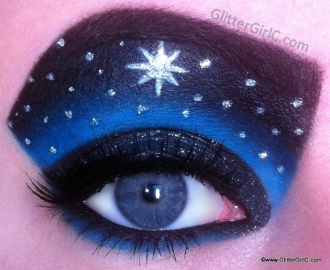 when you wish upon a star makeup