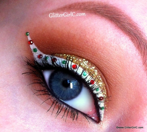 Gingerbread makeup