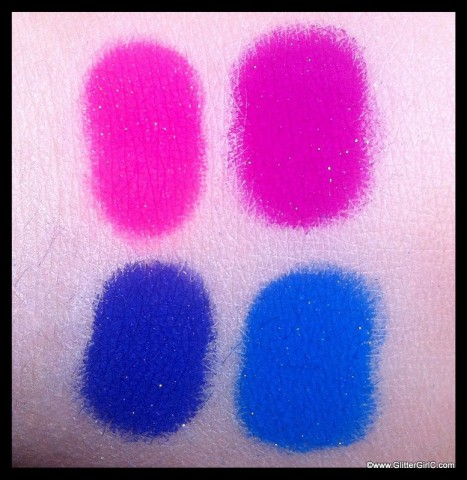 lunatick swatches 2