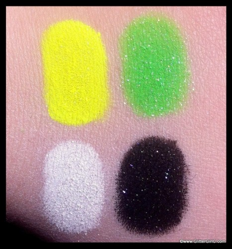 lunatick swatches 3