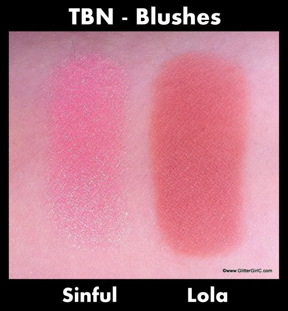 TBN Blushes