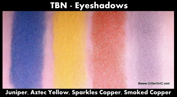 TBN Eyeshadows 3