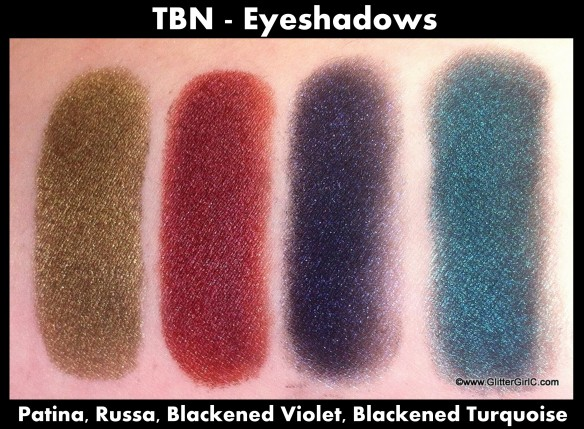 The Body Needs Eyeshadows 4