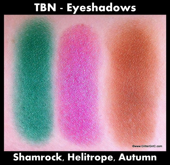TBN Eyeshadows 5