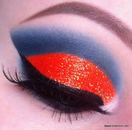 Merida makeup