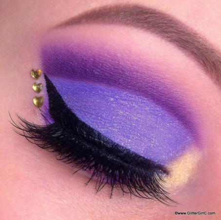 Rapunzel makeup