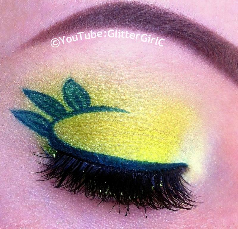 Princess Tiana Makeup: Vhvhik.jpg