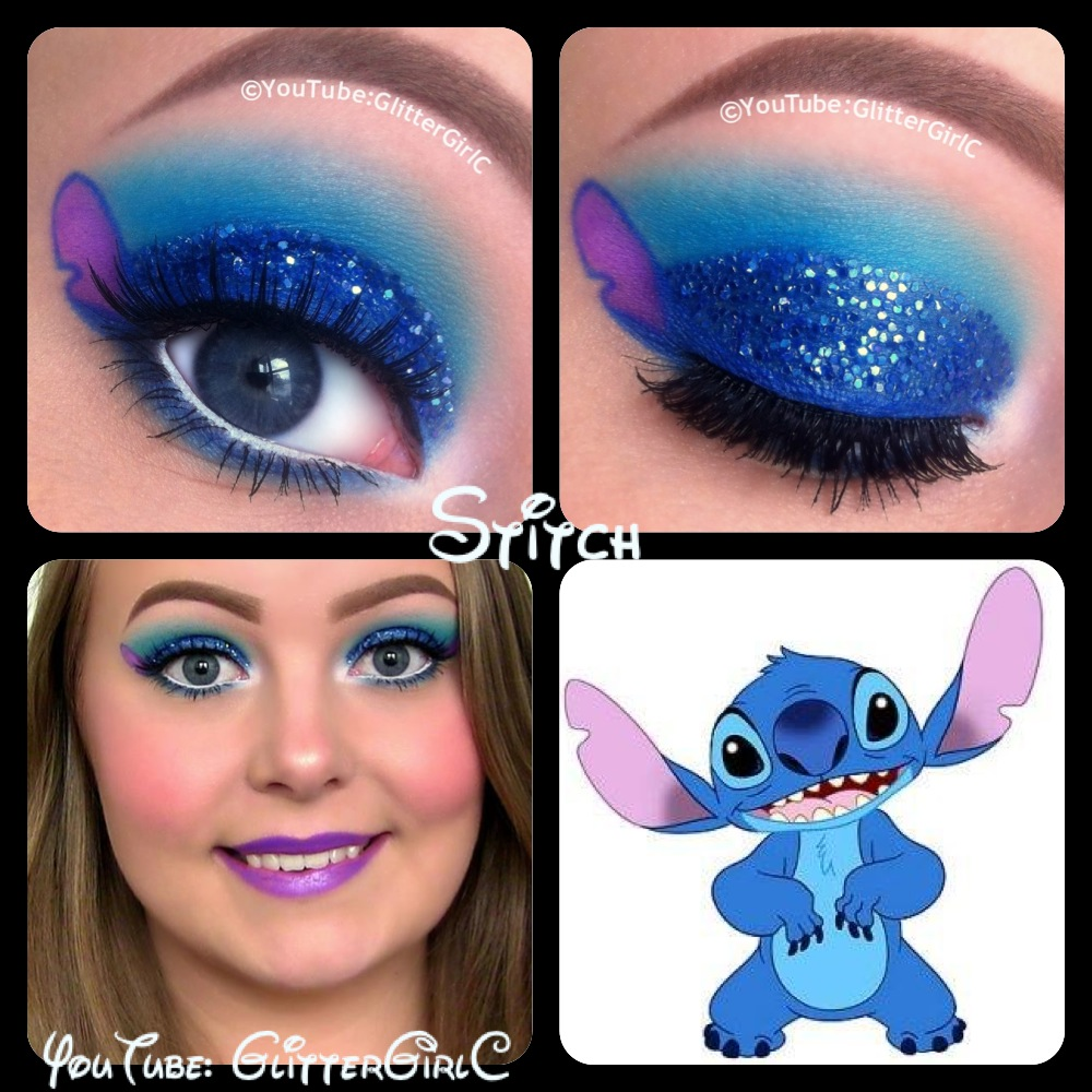Stitches makeup