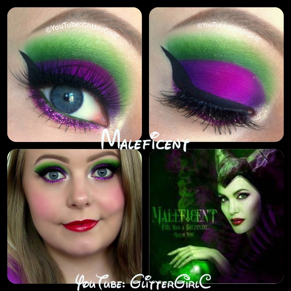 Disney Maleficent Makeup D A Collab With Emanuele Castelli