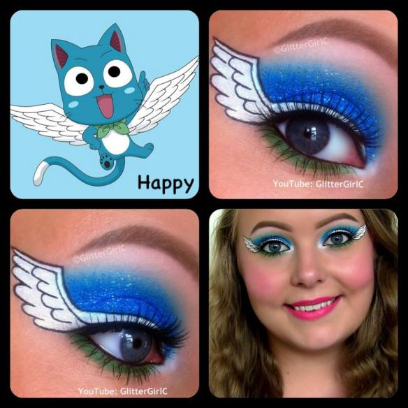 Happy Fairy Tale Makeup