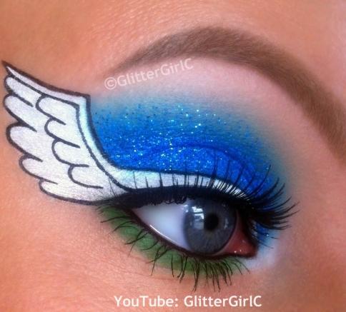 Happy Fairy Tale Makeup look