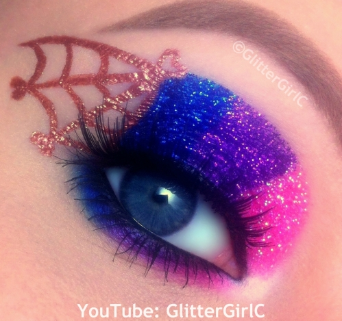 Dracubecca makeup