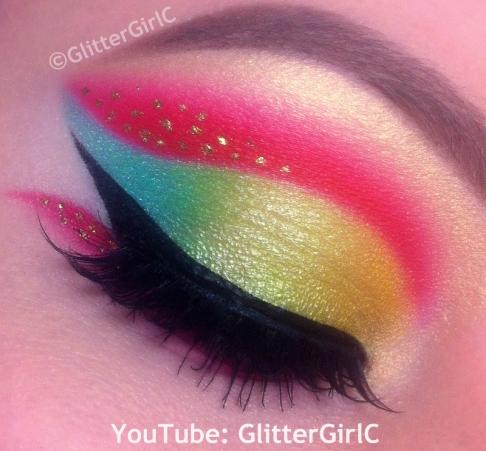 Lagoonafire makeup