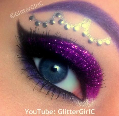 Spectra Vondergeist makeup