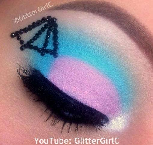 Rochelle Goyle makeup