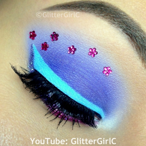 Kiyomi Haunterly makeup