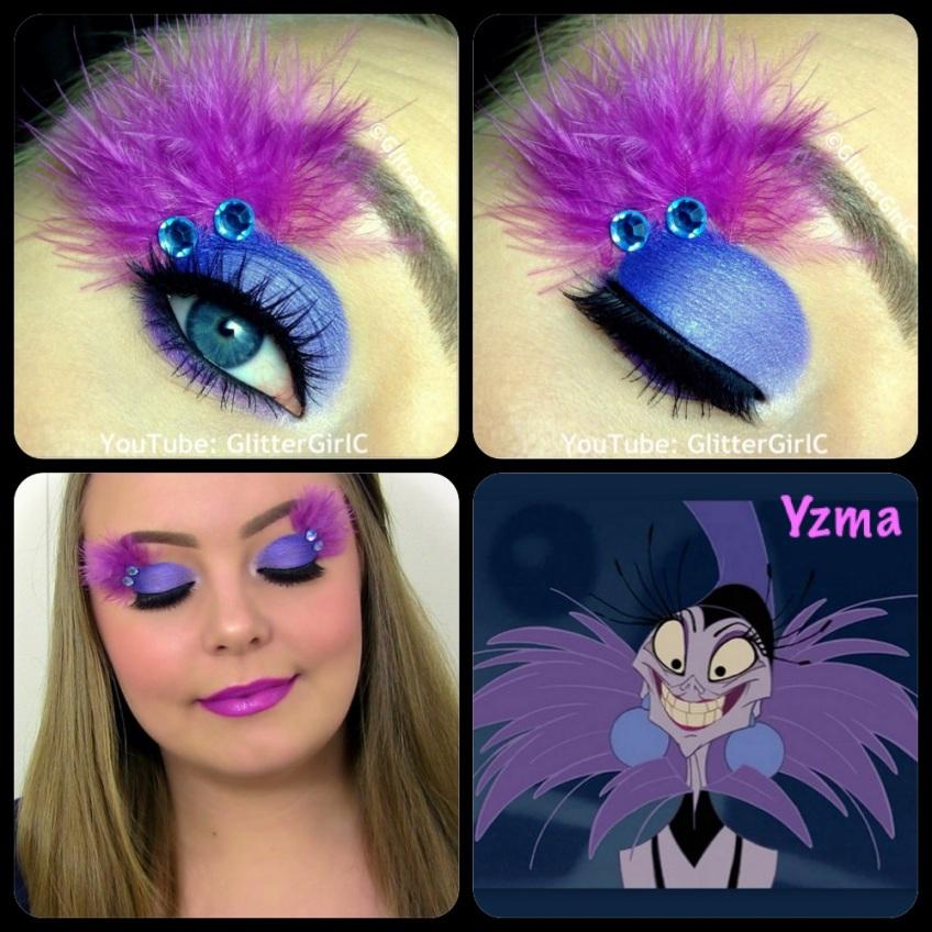 Yzma Makeup Glittergirlc