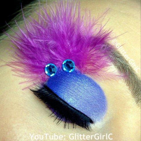 Yzma makeup