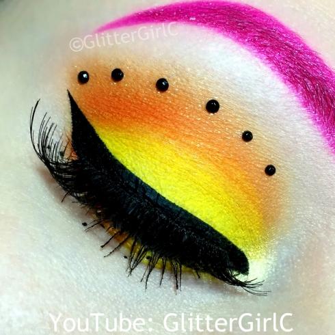 Gooliope Jellington makeup