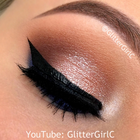 new years eve makeup look 2015 2016
