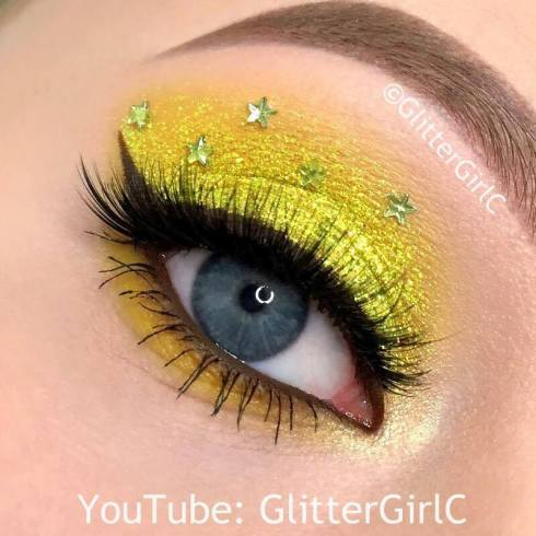 Disney Star Darlings Leona Makeup