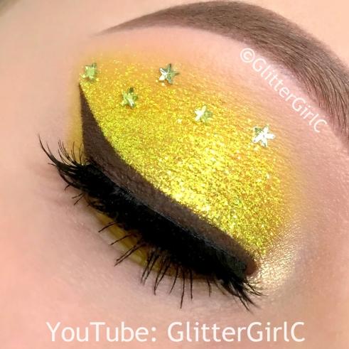 Disney Star Darlings Makeup Look