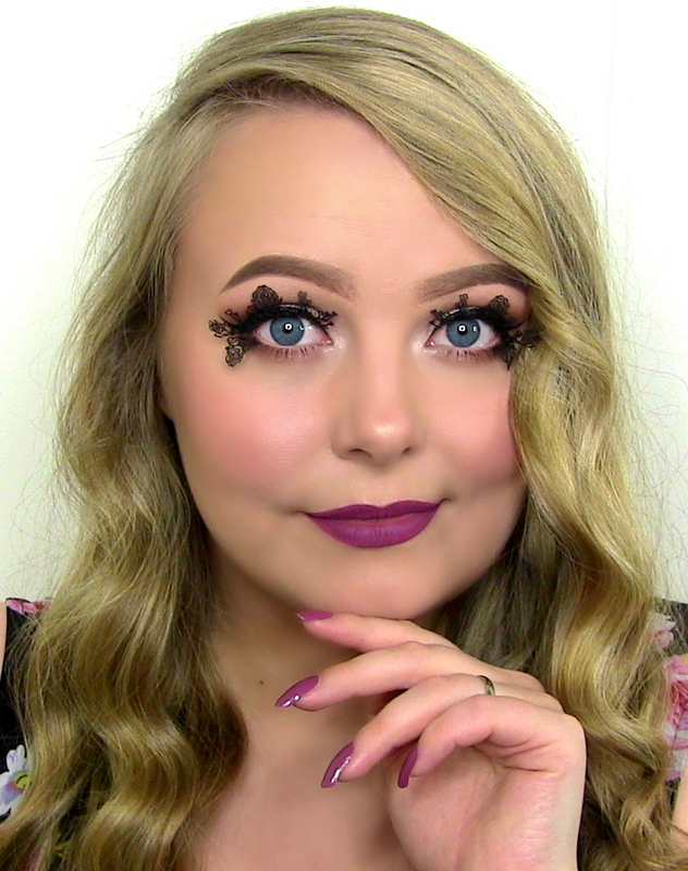 Valentines Day Makeup Look Glittergirlc