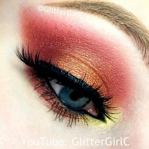 Kat Von D Mi Vida Loca makeup look