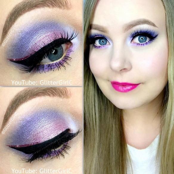 Pastel Spring Makeup