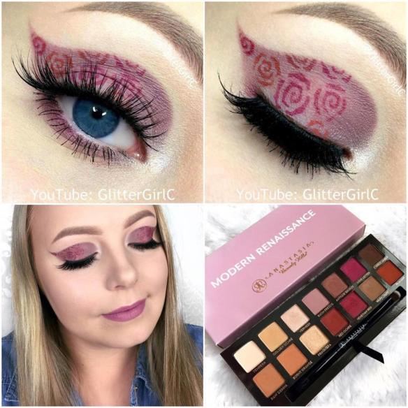 anastasia modern renaissance palette makeup