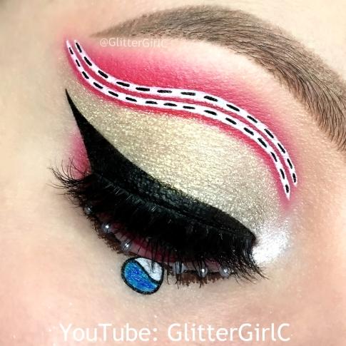 Disney Moana makeup look